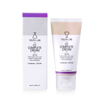 YOUTH LAB CC Complete Cream 30spf for Oily Skin 50ml