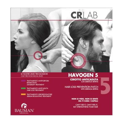 CRLAB HAVOGEN 5 -30 Patch-