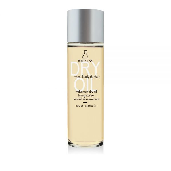 YOUTH LAB Dry Oil For Face,Body & Hair _All Skin Types_ 100ml